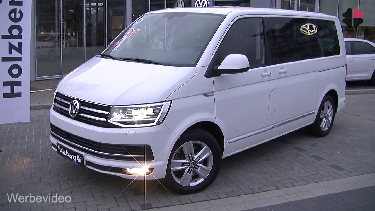 volkswagen t6 multivan generation six 2 0 tdi dsg youtube. Black Bedroom Furniture Sets. Home Design Ideas