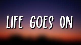 BTS (방탄소년단) - Life Goes On (Lyrics)