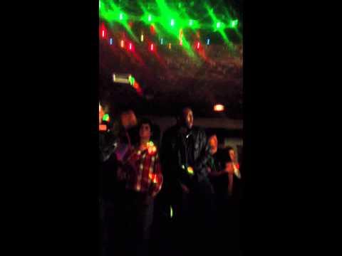The Grid. The PBR crowd karaoke night
