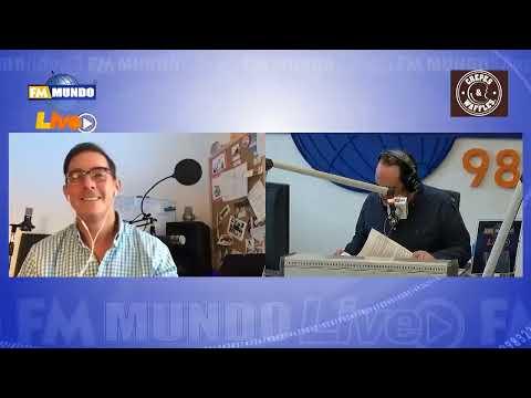 Roberto Rodríguez Reyes, experiencia tras el micrófono - El Gran Musical