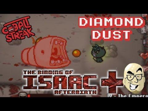 Afterbirth+ NLSS - Diamond Dust - Cobalt Streak