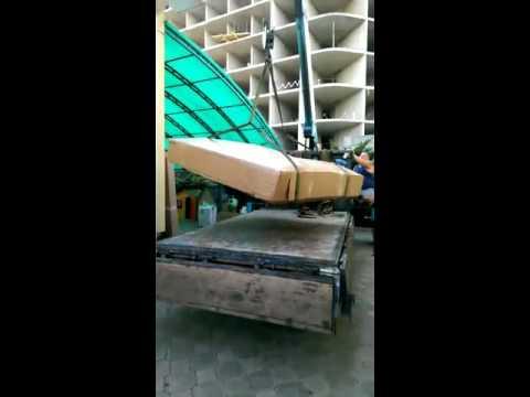 Кресло для персонала CHAIRMAN 696 - YouTube