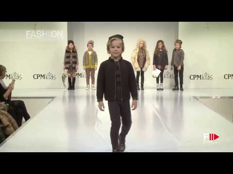 """ITALIAN KIDS"" at CPM Moscow Autumn Winter 2014 2015 by Fashion Channel"