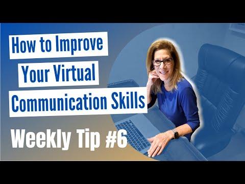 What is diaphragmatic breathing? Virtual Communication Skills: Tip #6 indir