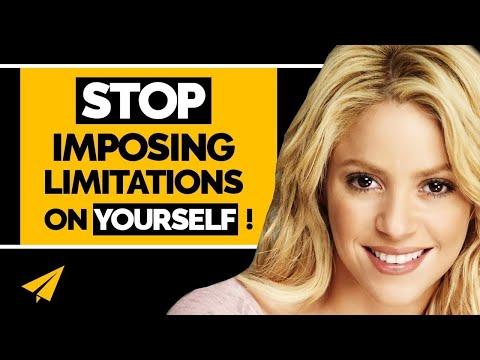 Shakira's Top 10 Rules For Success (@shakira)