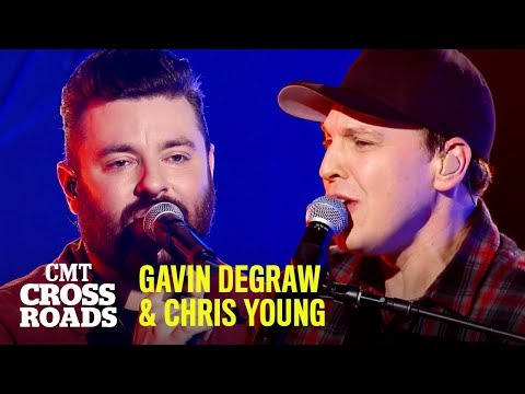 Gavin DeGraw & Chris Young Perform 'Soldier' | CMT Crossroads