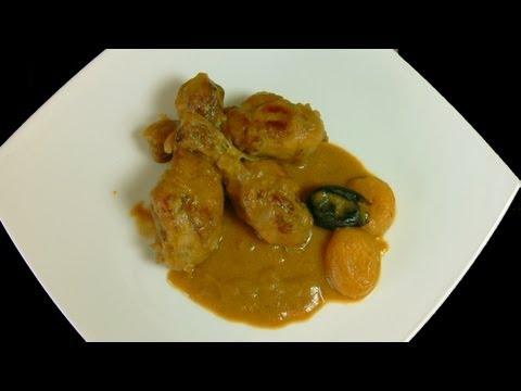 Cocinar para los amigos pollo con miel youtube - Cocinar para los amigos ...