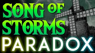 Solving the Song of Storms Paradox | Zelda: Ocarina of Time Mystery / Theory