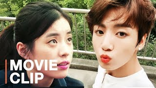 This is how BTS Jungkook wants to kiss  Clip from Love 911  AsianCrush