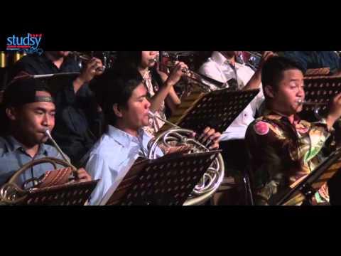 Studsy Band ISI Yogyakarta - The Lion King OST Medley