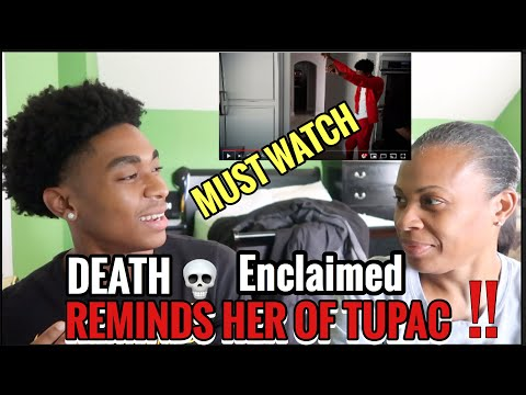 MOM REACTS TO NBA YOUNGBOY DEATH ENCLAIMED (JUST LIKE TUPAC ? BIGGIE?)