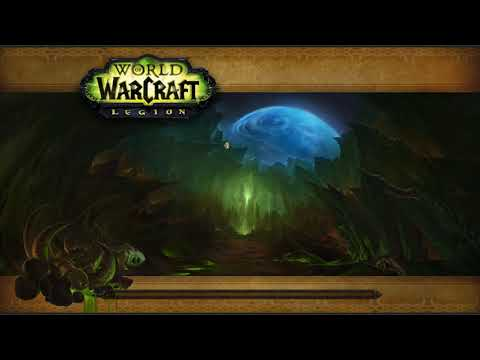 WoW Legion - Fuel of a Doomed World