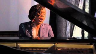 "Jamie Grace sings ""Not Alone"" unplugged (As heard on VH1"