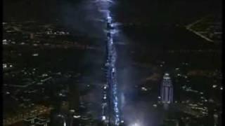 Cerimonia di inaugurazione del Burj Khalifa a Dubai -  4 Gennaio 2010 (Live)