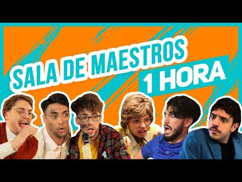 COMPILADO SALA DE MAESTROS 1 HORA  Hecatombe! - Hecatombe Producciones