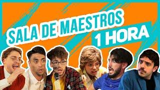 COMPILADO SALA DE MAESTROS 1 HORA| Hecatombe!