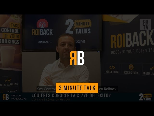 RB Talks / José López Davidson