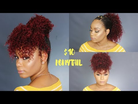 how-to-$10-drawstring-ponytail-on-natural-hair
