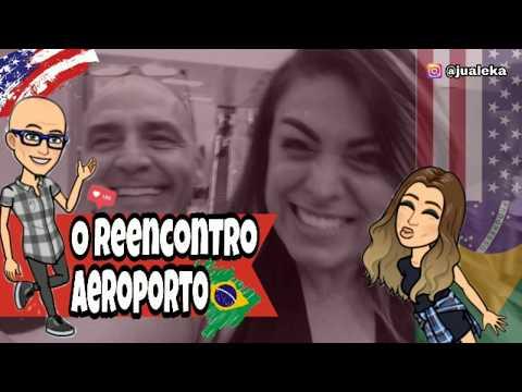 Meu Amor Chegou !!! 🇺🇸 - Relacionamento a distância - JUALEKA from YouTube · Duration:  2 minutes 26 seconds