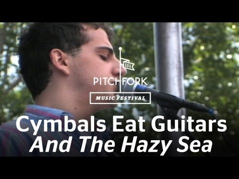 Cymbals Eat Guitars - And The Hazy Sea - Pitchfork Music Festival 2009
