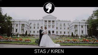 Wedding clip / Stas & Kiren / www.spiridonov.video