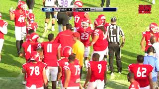 Valley of the Sun Bowl 2017 - 2nd Half - ASA Brooklyn vs Mesa Community College - 12/2/17