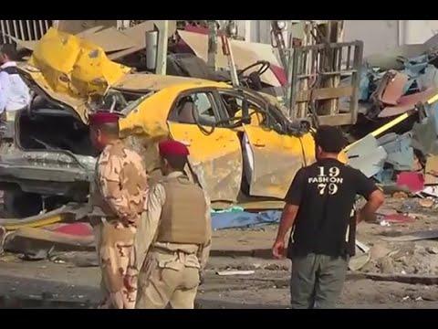 กลุ่มไอเอสโจมตีพื้นที่ชาวชีอะห์ในอิรัก