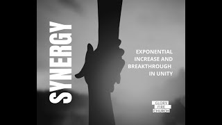 SYNERGY Exponential increase breakthrough in unity