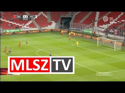 DVTK - Paksi FC | 2-4 | (1-2) | OTP Bank Liga | 9. forduló | MLSZTV