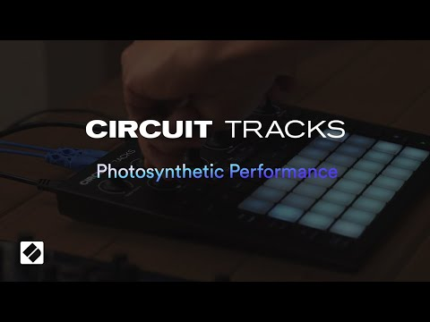 Circuit Tracks - Photosynthetic Performance // Novation