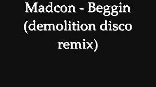 Скачать Madcon Beggin Demolition Disco Remix