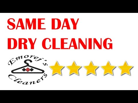 DRY CLEANERS LANCASTER TX - Emorej's Cleaners