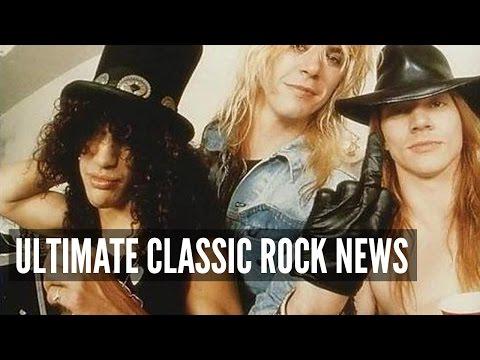 Slash and Duff Hint at Guns N' Roses Reunion