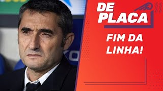 VALVERDE fora do BARCELONA; GABIGOL mais próximo do FLAMENGO | De Placa (14/01/20)