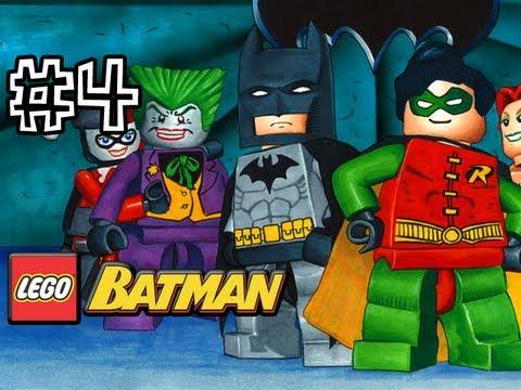 LEGO Batman 100% Walkthrough - A Poisonous Appoitment (HD Let's Play)