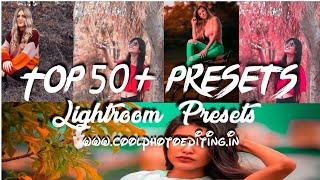 50+ More New Presets Free Download|Lightroom Mobile presets