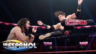 Humberto Carrillo hace su debut en Raw: En Español, 24 Octubre 2019