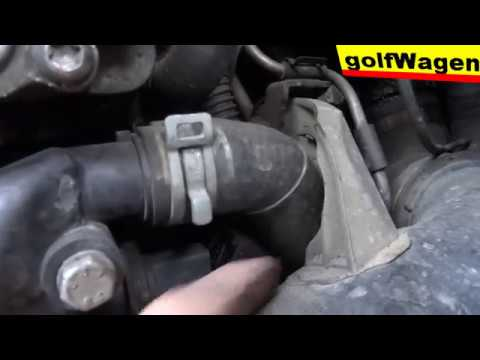110 Wiring Colors Diagram How To Replace Coolant Temperature Sensor On Vw Golf 5 1
