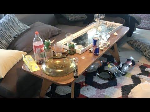 Fikk Airbnb-sjokk: Kokainfest, avføring på sengetøyet og store ødeleggelser