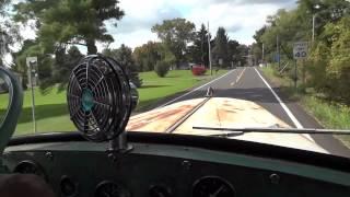 Detroit Diesel 6-71 In Cab Ride Along - Part 2