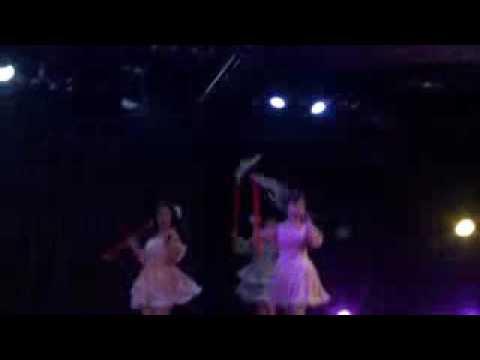 JKT48_KIII_TERBARU_THEATER_-_18nin Shami Uta {Della,Sisil,Saktia}