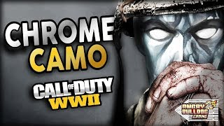 COD-WWll CHROME CAMO ON ALL WEAPONS AFTER THE LATEST PATCH │CHROME CAMO FIXED│ 1080P