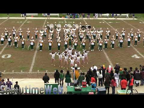 Kentucky State Halftime - 2018 vs Miles College