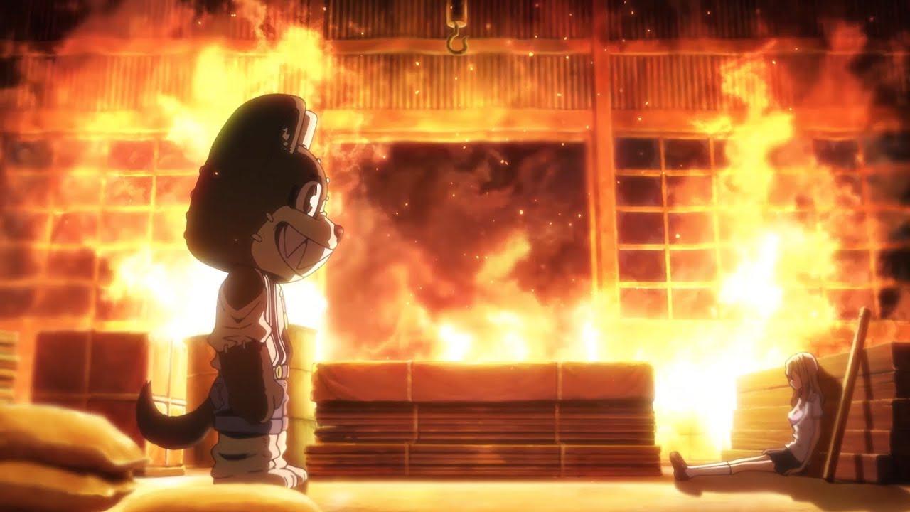 TVアニメ「グレイプニル」第一弾PV - YouTube