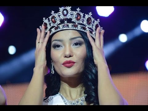 Miss World Kazakhstan 2014 – Aiday Isaeva Photos
