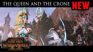 Total War: Warhammer 2- The Queen and the Crone DLC (And Norsca News)