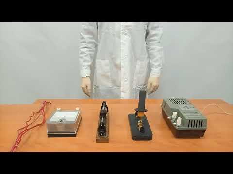 8 6  Регулирование силы тока реостатом
