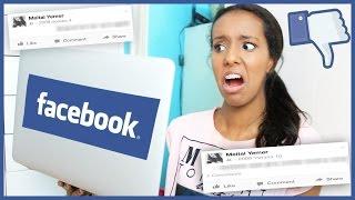 קוראת סטטוסים ישנים שלי מהפייסבוק! | BeautyxvlogStyle thumbnail