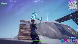 CRAZY FORTNITE WHITEOUT MID-GAME!