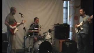 Yoris - Joseph Colato provano al Calvino prima del live del 6 Giugno 2009 - Recorded by Mazzy
